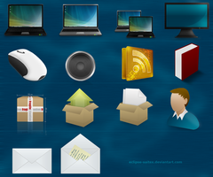 Free Icon Set by eclipSe-Saitex