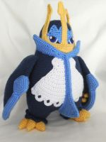 empoleon for ocisaprettybird by MasterPlanner