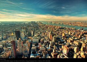New York 5 by alcidepece