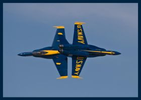 Blue Cross by AirshowDave