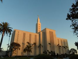 Los Angeles Temple by ShyKyKy
