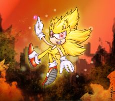 Fleetway sketch by ImTooLayzee
