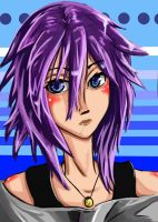 Rosario portraits mizore by Falroth