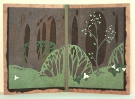 book - spring woods by cloutierj