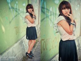 preety serious morning 1 by ArtRats