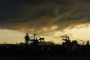 bad weather arriving by picture-melanie