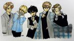 SHINee Ceci by Pulimcartoon