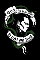 Loki - The God of Mischief by Mad42Sam