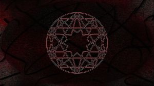 eye of occult spaces wallpaper by NurIzin