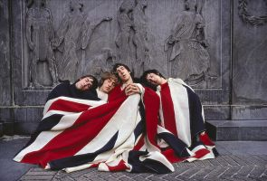 The Who 4 by Shockstar83