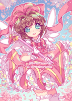 Card Captor Sakura by KokoTensho