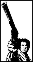 Dirty Harry-Now in Vector by SequelPolice