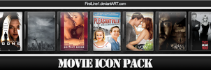 Movie Icon Pack 49 by FirstLine1