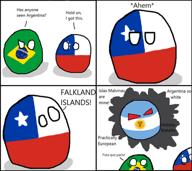 How to summon Argentina in just two words by DoktorOsterreich