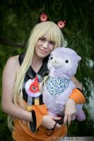 Vocaloid: SeeU in my Fluffthoughts by RamenCartel