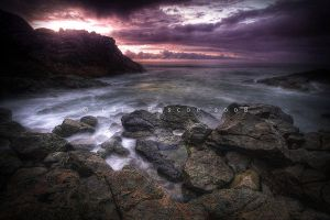Rocky Scape HDR by CainPascoe
