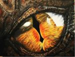 The Eye of Smaug by Hades-the-Mighty