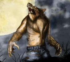 Werewolf by JoeHoldsworth