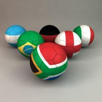 World Cup 2010 Footballs by wilde-media