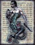 Wilbur Whateley by JeffRussell
