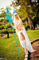 Janna cosplay by daenerysCosplay