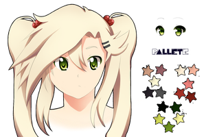 Official Kiddy Hair and Eye Template by Kiddy-Tan