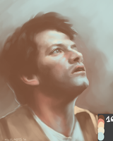 Cas in #16 by Sushi-Arts
