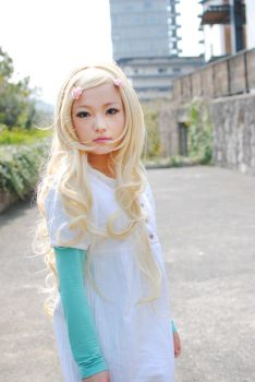 Hanamoto Hagumi - Honey and Clover (preview) by MissAnsa