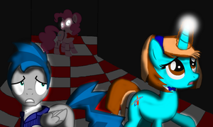 Survive the Night - Mathew Swift and MustachePon-3 by SonicDash777