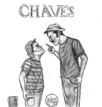 Chaves + Bully by Luca-Chernobyl