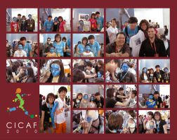 CICAF 2010: Face painting. by mushroomtale