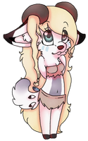 Aires Chibi -com- by Blind-Kidd