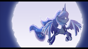 Princess of the Night by Foxy-Noxy