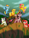 Heroes of Harmony by AleximusPrime