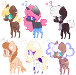 Freckle adopt batch 3/6 by Melo-adopts