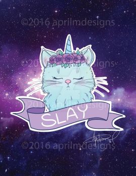 SLAY by aprilmdesigns