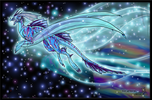The Saturn Dragon by TwilightSaint