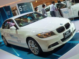 BMW 320d Sport by pete7868