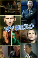 The ninth Doctor - my hero! by Megarai111