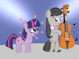 Twilight Loves Cellos by starshinesprint