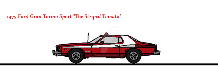 The Striped Tomato by thesketchydude13