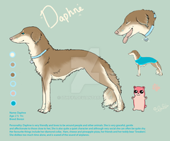 Daphne Ref by Ithfifi