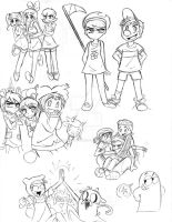 Some CN stuff for the heck of it by shadowpiratemonkey7