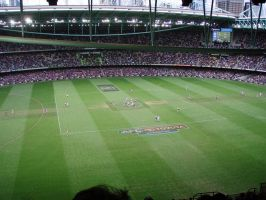 Seats at the Footy - AFL by marvnation