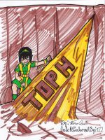 """page 3 of comic """"Toph"""" by Isdailic"""