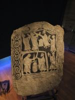 Viking memorial stone III by dani221