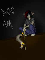 3:00 AM new cover by TangledTabby876