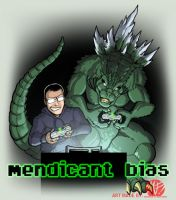Mendicant vs Godzilla by mendicantbias00
