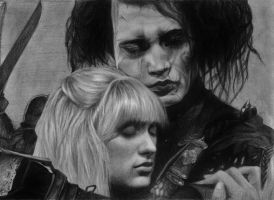 Edward Scissorhands 02 by Anelia-K