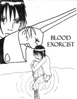 Blood Exorcist cover by superjacqui